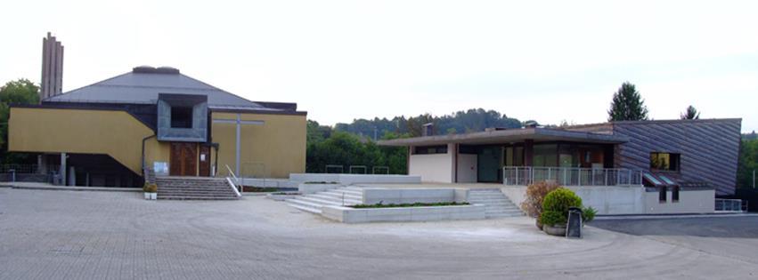 centro parrocchiale roe