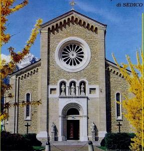 Chiesa di Sedico - Oggi