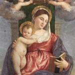 Madonna col Bambino - Primo piano