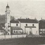 Vecchio complesso parrocchiale