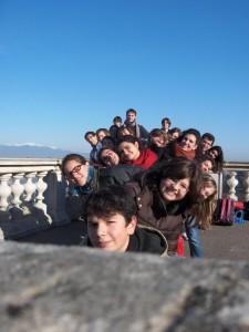 Uscita a Vicenza 2008