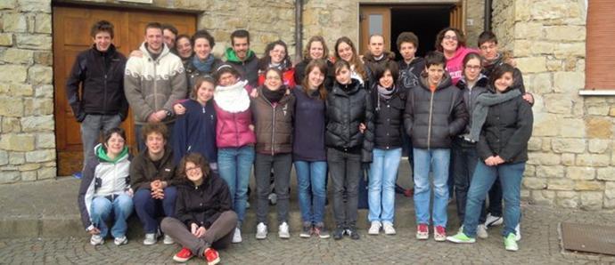 Gruppo Giovani in Condivisione 2011