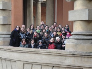 Uscita a Bologna 2011 - Foto di gruppo
