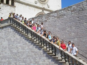 Pellegrinaggio Roma 2009