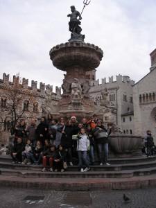 Uscita a Trento 2009