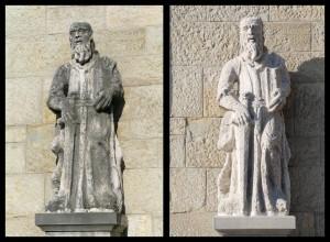 Statua San Paolo - Prima & dopo
