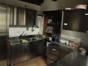 Canal del Gat - Cucina