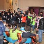Santa Messa per il gruppo - Coro