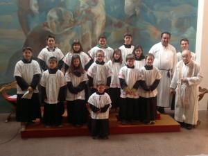 Gruppo Ministranti Roe