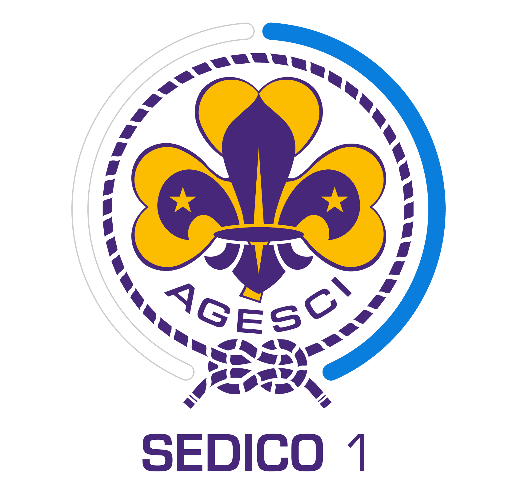 <h6><center>♣ Gruppo Scout Sedico 1 ♣</center></h6>