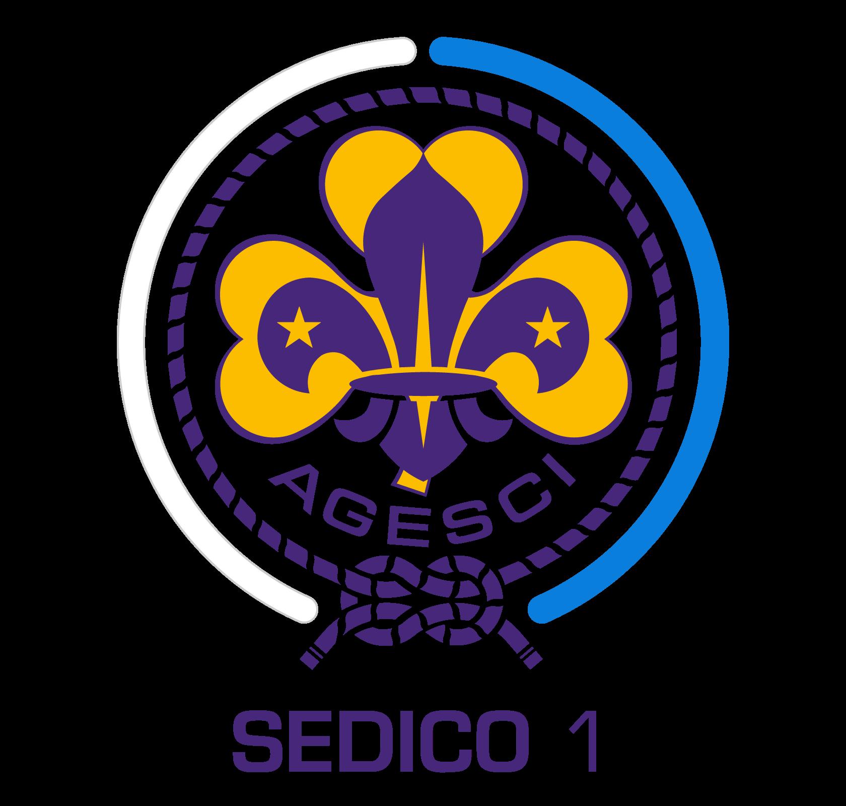 <h6><center>&clubs; Gruppo Scout Sedico 1 &clubs;</center></h6>